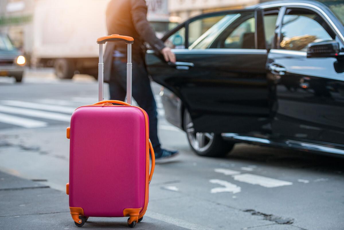 Перевозка багажа в междугороднем такси Крыма: что нужно знать?