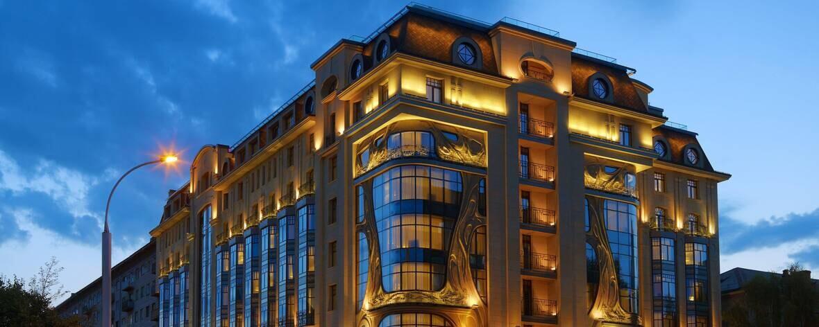 Топ-5 лучших отелей для семейного отдыха в Крыму